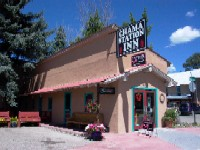 Chama Station Inn across from Cumbres Toltec Rail Road
